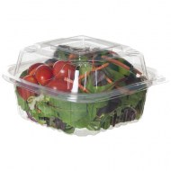 "Clamshell ""Clean grab and Go"" nádoby- BIO - 150x150x75mm [80ks]"