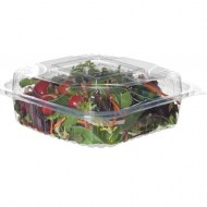 "Clamshell ""Clean grab and Go"" nádoby - BIO - 200x200x75mm [80ks]"
