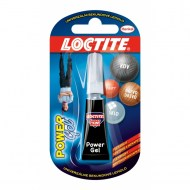 Sekundové lepidlo Loctite Super Bond Power Flex Gel 2g