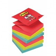 Z-bločky Post-it Super Sticky ,,Bora Bora,, 76x76mm