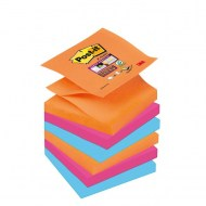 Z-bločky Post-it Super Sticky ,,Bangkok,, 76x76mm
