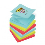 Z-bločky Post-it Super Sticky ,,Miami,, 76x76mm
