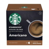 Kapsule Starbucks House blend 12ks