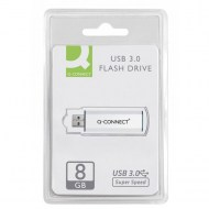 Flash disk USB Q-Connect 3.0 8 GB